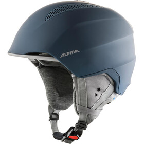 Alpina Grand Lavalan Ski Helmet, ink/grey matt